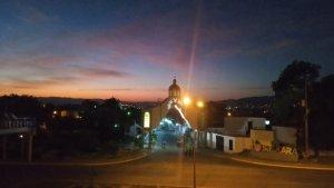 Así se ve el amanecer desde el pueblo de Santa Rosa en Lara (Fotos)