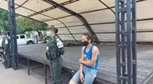 Deportarán a madre venezolana que fingió secuestro de hija de 11 meses en Colombia
