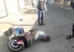 PNB y PoliAragua dan muerte a dos sujetos distintos tras el homicidio del comisionado Gamarra