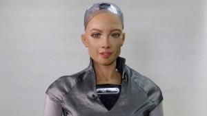 """Un robot que prometió """"aniquilar a la humanidad"""" y otros androides comenzarían a desarrollarse en 2021"""