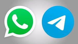 ¡Sigue aumentando! Más de 70 millones de usuarios llegaron a Telegram, tras caída de WhatsApp