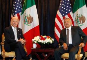Biden y López Obrador sostendrán su primer encuentro bilateral virtual