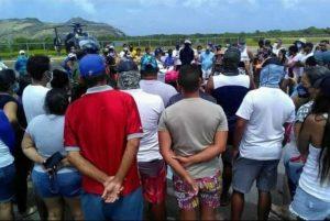 Así corrieron al chavista que quería excusar la llegada de avionetas misteriosas a Los Roques (Video)