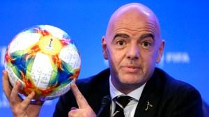 """La Fifa convoca una cumbre sobre """"futuro del fútbol"""" el 20 de diciembre"""
