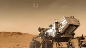 Perseverance ya nos envió su primera FOTO capturada en la superficie de Marte