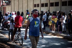 Venezuela sumó más de mil 300 nuevos casos de Covid-19, con epicentro en Carabobo