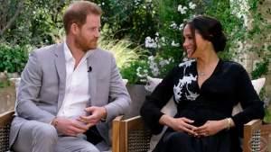 Harry y Meghan compartieron fotos de Lilibet en grupo de WhatsApp de la familia real