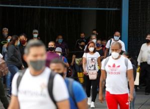 Venezuela sumó más de mil nuevos contagios de Covid-19, según Delcy Eloína