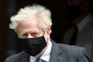 Boris Johnson anuncia una investigación independiente sobre gestión de la pandemia