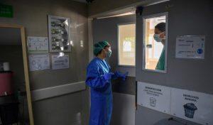 Monitor Salud: El 66% de las camas en hospitales en Venezuela están ocupadas por pacientes con Covid-19
