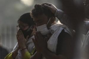 En India, la duda se planea sobre el número oficial de decesos por Covid-19
