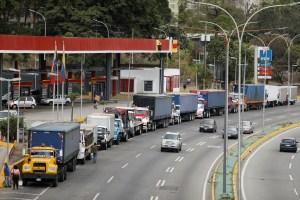 La escasez de gasoil afecta a Venezuela tres veces más que la gasolina