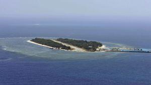 Sospechan que EEUU utilizó un buque civil para espiar a China