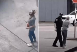 """Misterioso caso: Lo que se sabe de una """"mujer zombie"""" que camina por las calles y causa conmoción en EEUU (VIDEO)"""
