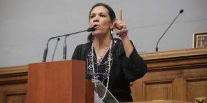 Diputada Magallanes reconoció a enfermeros en su Día: Mi admiración por su lucha digna