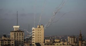 """EEUU cataloga disparos de cohetes de Hamas como una """"escalada inaceptable"""""""