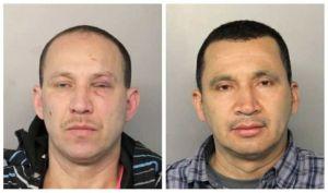 Arrestaron a dos hombres en Nueva York por robar a un sujeto con machete