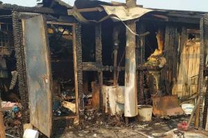 """Más de 30 perros se quemaron vivos después de un """"presunto incendio provocado"""" en un refugio de animales"""