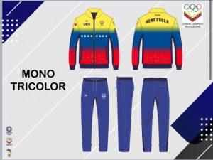 Así será la vestimenta con nanotecnología anticoronavirus de la Delegación de Venezuela en Tokio 2020 (Fotos)