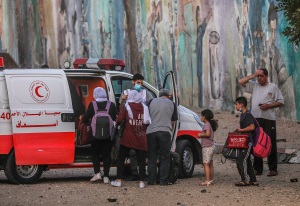 Hamás lanza un misil desde Gaza a Israel que causa un muerto y heridos
