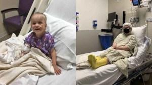 """""""¡No lo pensé dos veces!"""": Una maestra le donó un riñón a su alumna de 5 años"""