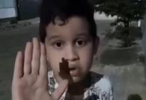 Un niño venezolano le hace una petición de paz a los presidentes de Palestina e Israel (VIDEO)