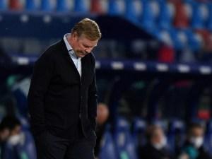 """""""No se puede perdonar tanto"""", afirmó Koeman tras ganar por la mínima al Dinamo"""