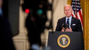 Biden anunció nuevas medidas para reactivar la economía estadounidense
