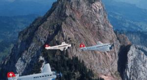Al menos cinco personas murieron tras accidentes aéreos en los Alpes suizos