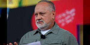 """Diosdado exigió a Covax enviar las vacunas que según, """"ya están pagas"""""""