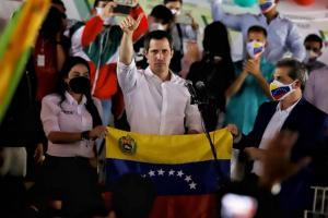 Guaidó reiteró ante gremios, sindicatos y estudiantes rescatar Venezuela, el salario y el contrato colectivo