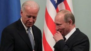 Biden y Putin cara a cara en una tensa cumbre en Ginebra
