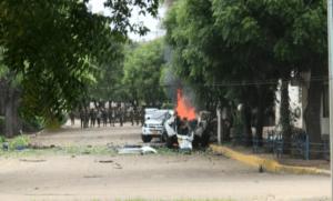 Revelan las primeras FOTOS del hombre que ingresó carro bomba al batallón del Ejército en Cúcuta