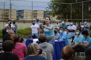 María Corina en Monagas: La mayor amenaza del régimen es esta sociedad que no pueden comprar a realazos