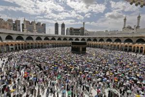"""Culminó peregrinación anual a """"La Meca"""" sin casos de Covid-19 entre los 60 mil fieles"""