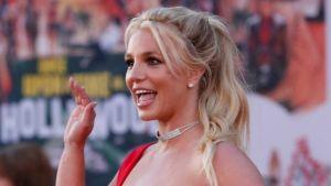 Con los senos al aire: Britney Spears reapareció en redes sociales