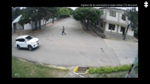 Fiscalía colombiana reveló VIDEO que muestra a un capitán retirado del Ejército planeando ataque contra base militar en Cúcuta