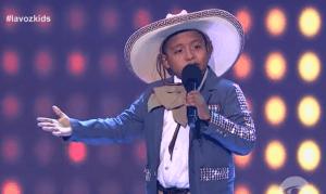 """Jackson, el niño venezolano que conquistó """"La Voz Kids"""" en Colombia (VIDEO)"""