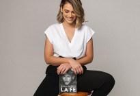 """Con un relato doloroso y sanador: Laura Chimaras presenta su libro """"Nunca pierdas la fe"""""""