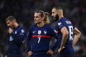 Francia, en lo más alto del podio del ranking de la Fifa