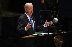 Biden revisa política de sanciones para aumentar la presión sobre regímenes autoritarios