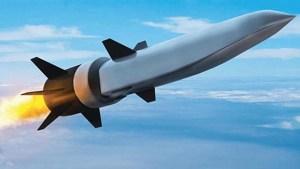 Prueba exitosa en EEUU del misil que alcanza más de cinco veces la velocidad del sonido