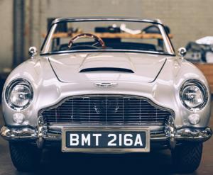 Aston Martin presenta una versión para niños del auto de James Bond por más de 100 mil dólares (VIDEO)
