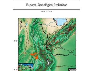 Se registró sismo de magnitud 3.5 al sur de San Antonio del Táchira
