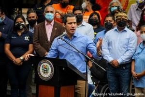 Guaidó enfatizó que la justicia llega, aunque a veces implique una larga lucha