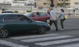 La imprudencia reina en las calles de Barquisimeto