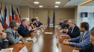 The World Food Program and the EU aligned strategies to help vulnerable Venezuelans
