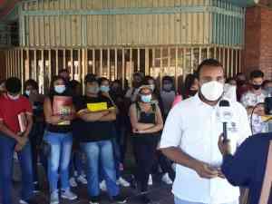 UDO Ciudad Guayana está en abandono: Rechazan el regreso a clases presenciales