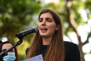 """¿Como en """"La Tumba""""? Camilla Fabri denunció supuestas atrocidades contra Alex Saab"""