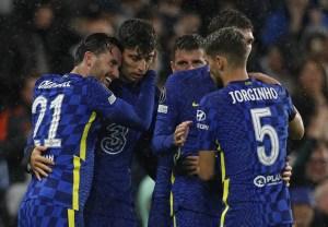 Chelsea cumplió con goleada al Malmo pero teme por Lukaku y Werner